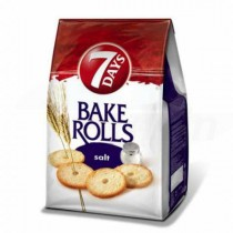 7 Days Bake Rolls slané 80g