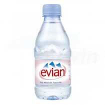 EVIAN 0,33l PET / 24 ks