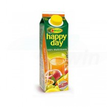 Džús HAPPY DAY 1l multivitamín 100%