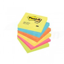 Bločky samolepiace Post-it TuttiFrutti Rainbow Active 76x76mm 654-TFEN