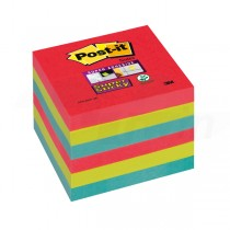 "Bločky samolepiace Post-it® Super Sticky ""Bora Bora"" 76x76mm 654-JP"
