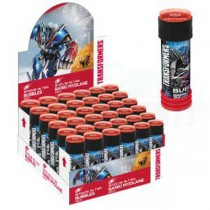Bublifuk 55ml Transformers