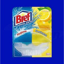 Bref WC Duo Aktiv 50ml Lemon