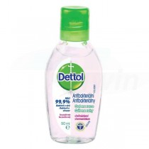 DETTOL gél antibak.50ml harmanček