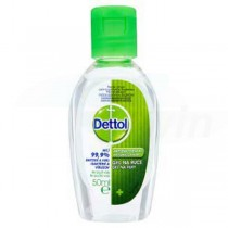 DETTOL gel antibak.50ml