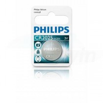 Batéria Philips LITHIUM CR2025 3 V  ph2025