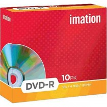 DVD-R Imation 4,7GB 16x  jewel box  im21976