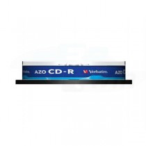 CD-R Verbatim 700MB 52x 10-pack cake box  ve43437