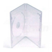 Box na 1 ks DVD, super clear, 14mm  gd9669