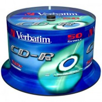 CD-R Verbatim 700MB 52x, 50-pack Extra Protection - Cake box  ve43351