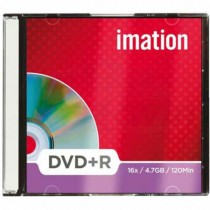 DVD+R Imation 4,7GB 16x slim box  im21747