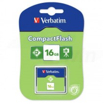 Pamäťová karta Verbatim Compact Flash 16GB Normal Speed