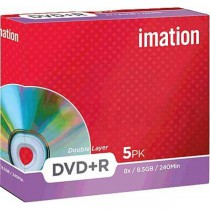 DVD+R Imation 8,5GB 8x Jewel case