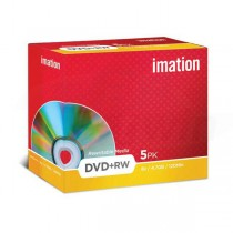 DVD+RW Imation 4,7GB 8x jewel case