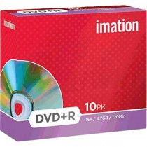 DVD+R Imation 4,7GB 16x jewel case  im21746