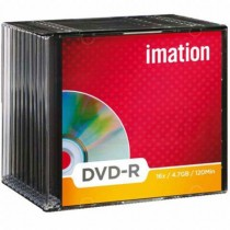 DVD-R Imation 4,7GB 16x slim box  im21977