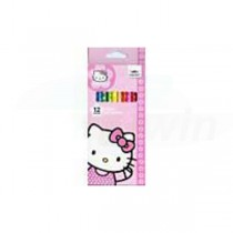 Pastelky HELLO KITTY 12ks