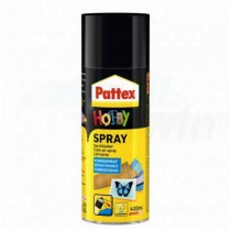 Lepidlo Pattex Power spray permanent 400ml