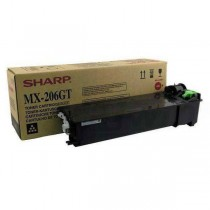 Toner Sharp MX-206GT, black, 16000s