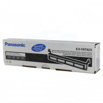 Toner Panasonic KX-FAT92E, black, 2000s