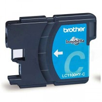 Toner Brother LC1100HYC cyan 750str.